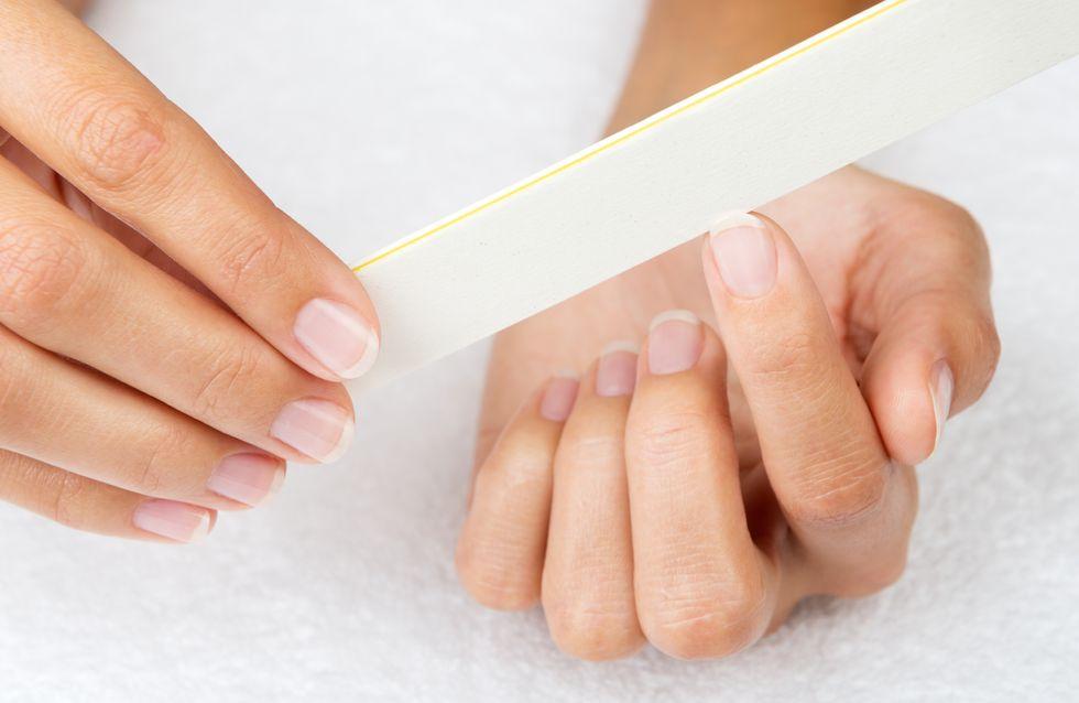 Les ongles, vaut-il mieux les couper ou les limer ?