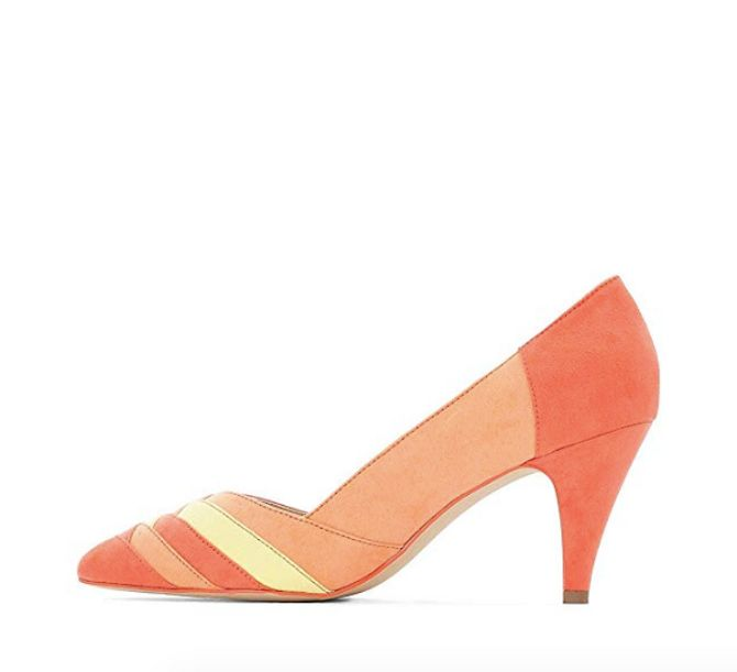 Scarpe con tacco: kitten heels La Redoute 27,99€