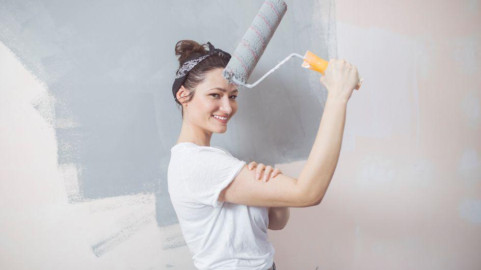 Sortez les pinceaux : la couleur des murs jouent sur notre humeur