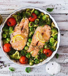 3 recetas sencillas para cocinar al vapor de forma saludable
