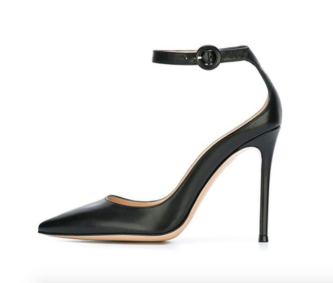 Scarpe con tacco alto e cinturino: Soireelady 45,99€