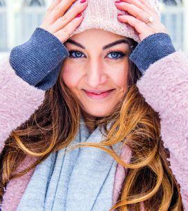 Auf diese 3 Dinge schwören Frauen mit schönem Haar im Winter