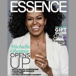 Cheveux au naturel, Michelle Obama brille en couverture du magazine Essence