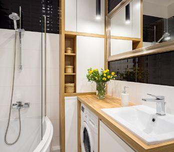 Come arredare un bagno piccolo, rettangolare o quadrato: 10 soluzioni