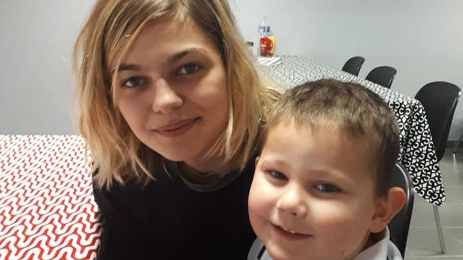 La merveilleuse surprise de Louane à Julien, 5 ans, atteint d'un cancer incurable (Photos)