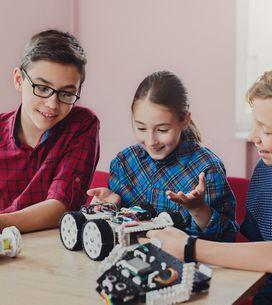 Découvrez les avantages des jeux robotiques et mécaniques pour les enfants