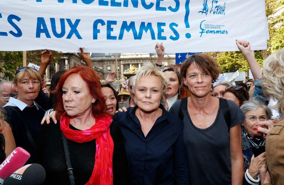 Avec #NousToutes, 250 personnalités s'engagent contre les violences envers les femmes