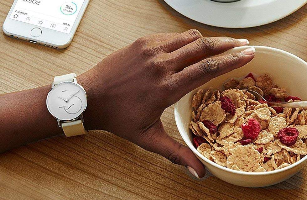 Offrez le meilleur à votre corps grâce au Fitbit et à la montre Withings... Aujourd'hui seulement !