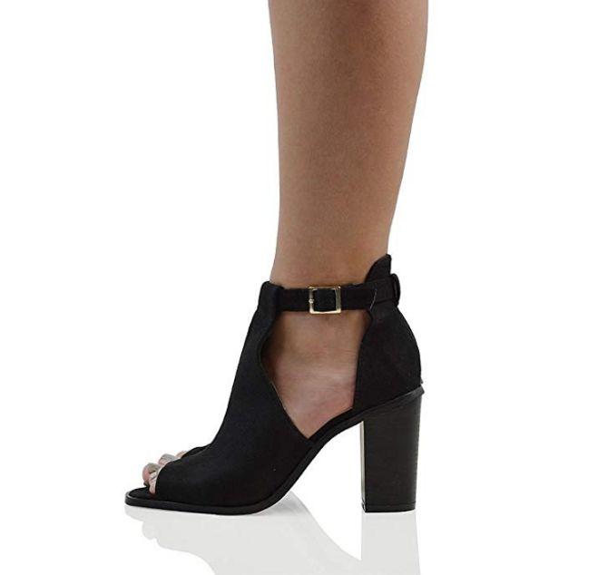 68bcd5942bbcad 18 tipi di scarpe con il tacco: ecco come scegliere il modello per te