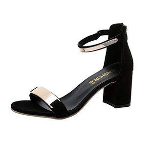Sandali con tacco piccolo: Uomogo 5€