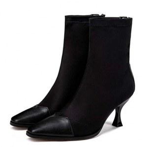 Scarpe con tacco a rocchetto: SHOESHAOGE 35€