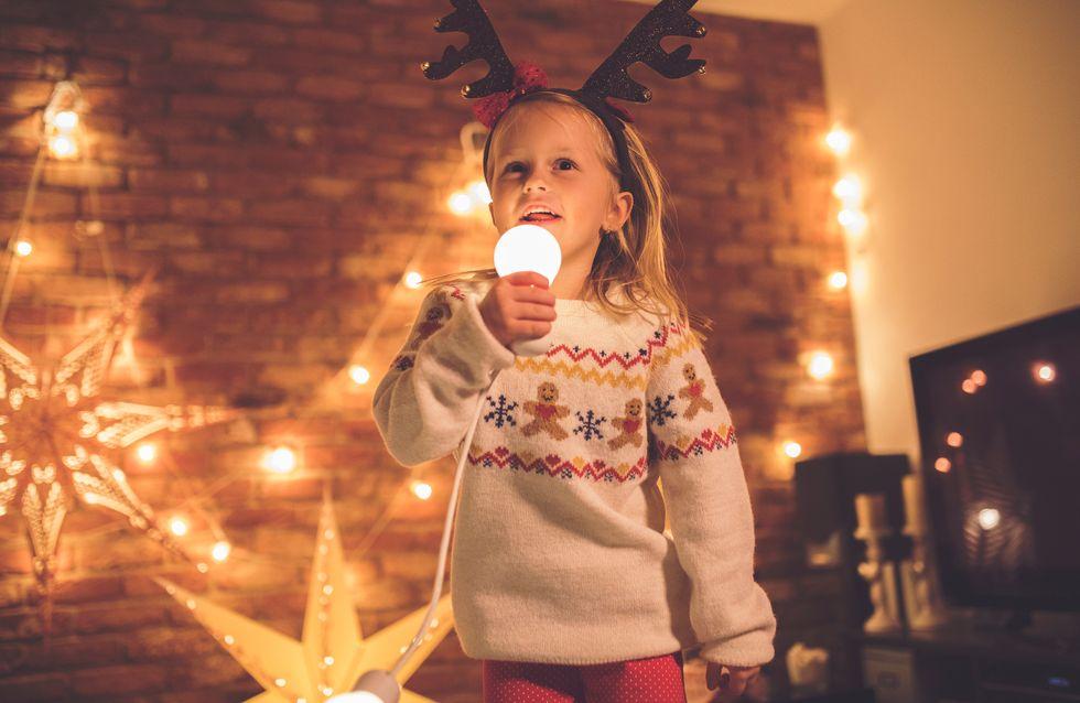 Les plus beaux chants de Noël à reprendre en choeur avec ses enfants (paroles et musique)