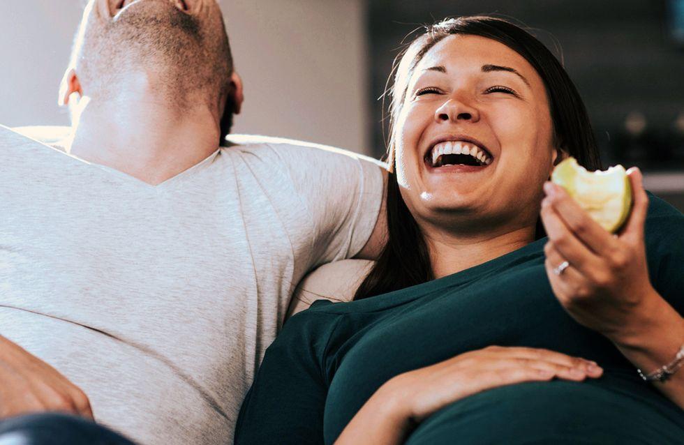 7 Pärchen-Typen, die du garantiert im Geburtsvorbereitungskurs triffst