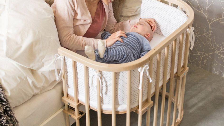 Sélection bébé : Top 6 des berceaux de cododo et nos conseils