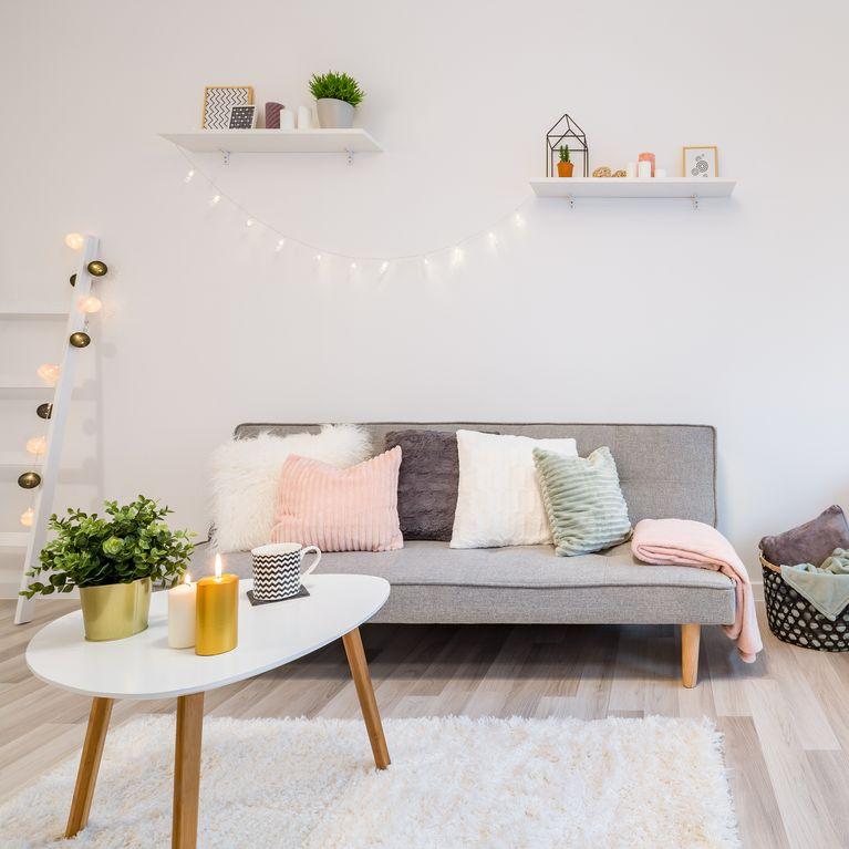 quelques conseils pour d corer son salon sans se ruiner. Black Bedroom Furniture Sets. Home Design Ideas