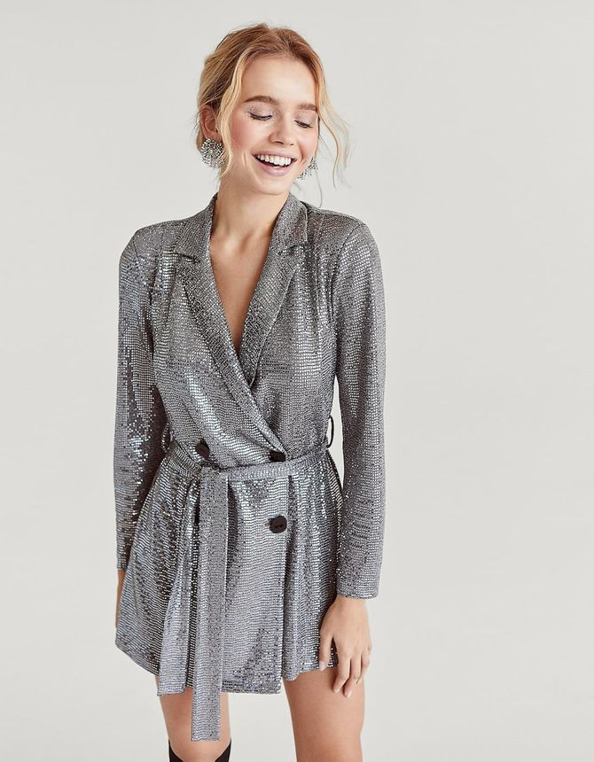 bbec0375436 Mode femme fêtes 2018   15 robes pour le réveillon