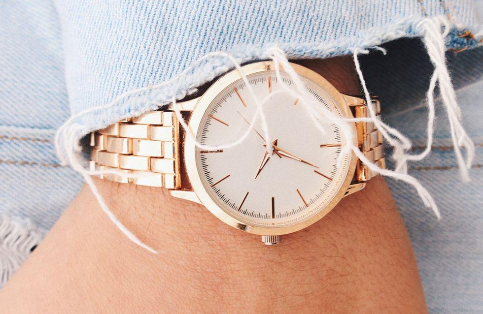 Cluse, Kerbholz & Co.: Diese Trend-Uhren gibt's jetzt viel günstiger