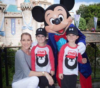 Céline Dion, ses adorables confidences sur ses jumeaux si différents