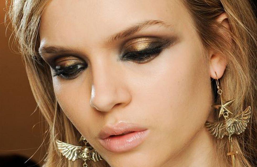 Trucco Capodanno: le idee per un make-up sfavillante e al top!