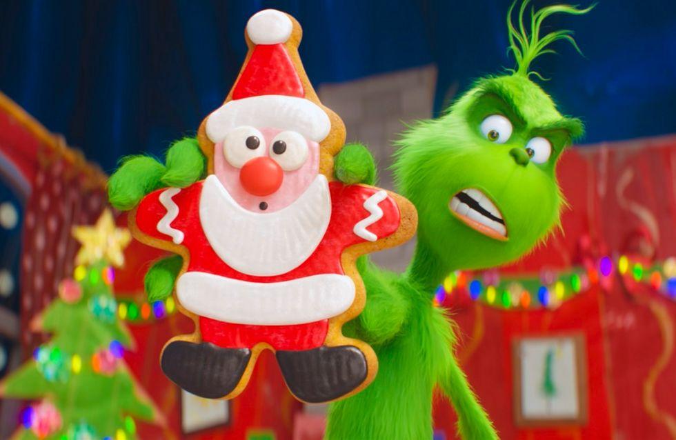 Le Grinch débarque au cinéma et ça nous met du baume au cœur (vidéo)