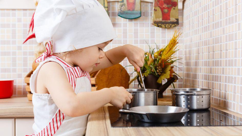 Les meilleures cuisines pour enfants