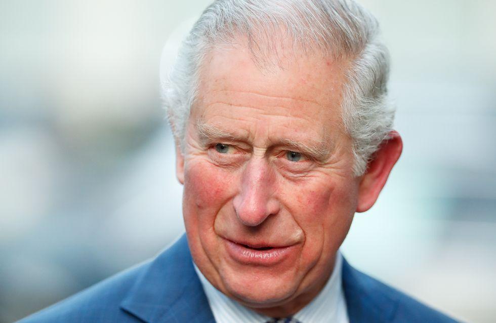 Le prince Charles vient-il de dévoiler le prénom du futur bébé de Meghan et Harry ?