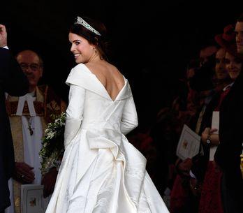 La princesse Eugénie publie une magnifique photo inédite de son mariage