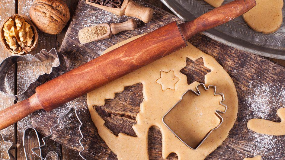 5 accesorios originales para pasteles de navidad increíbles