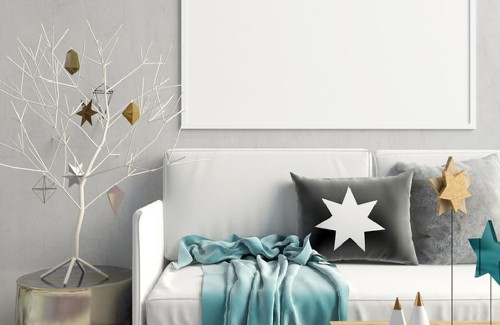 Las tendencias de decoración navideña del 2018