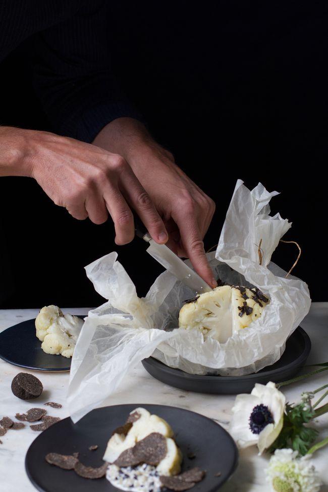 Un plat de résistance chic et végétarien signé Ducasse... Vous voulez la recette ?