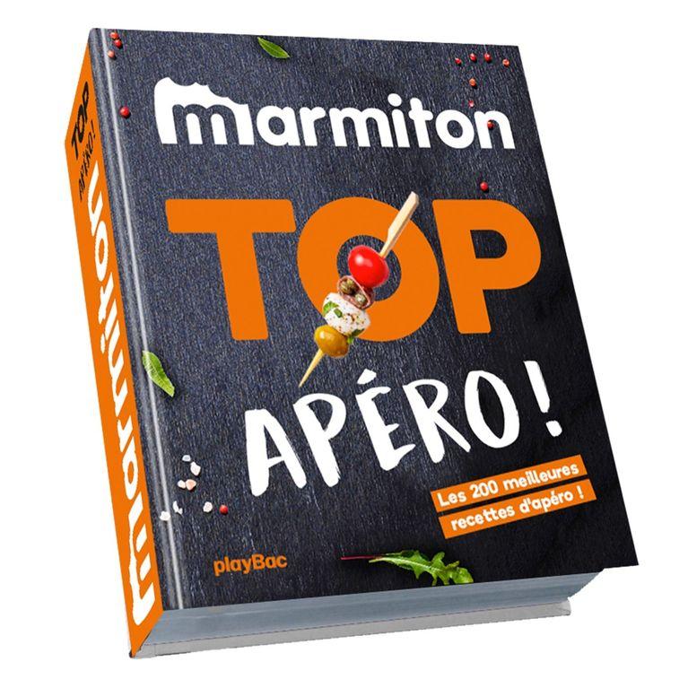 10 livres de cuisine Marmiton à offrir pour Noël 2018