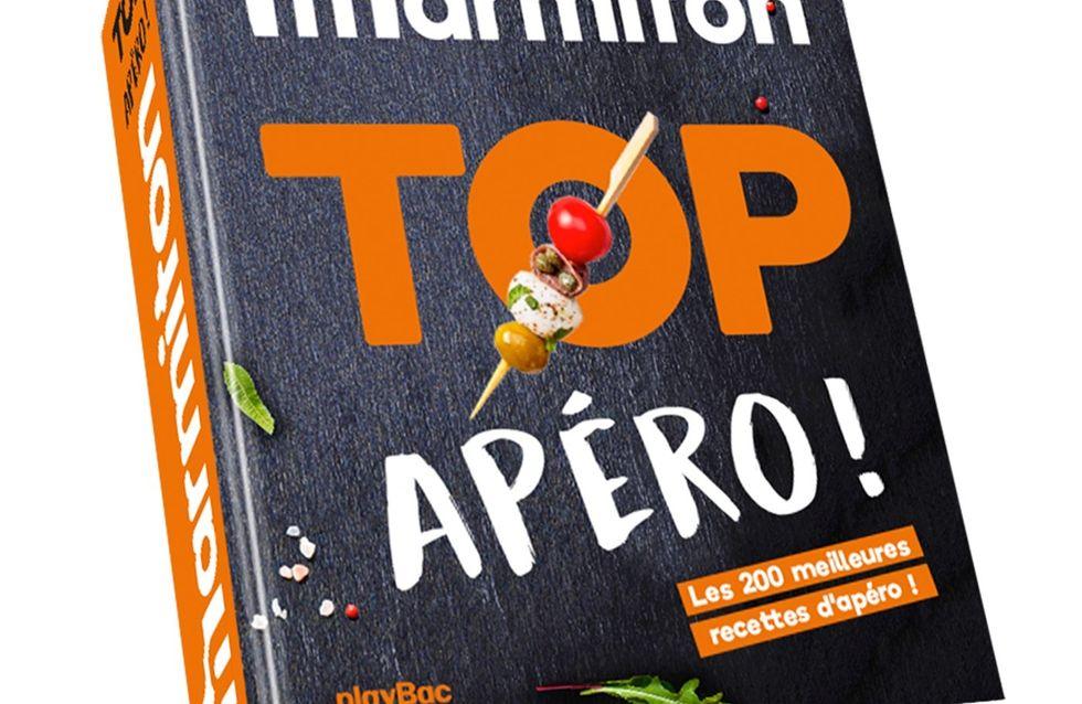 10 livres de cuisine Marmiton à offrir pour Noël (ou à s'offrir ;)
