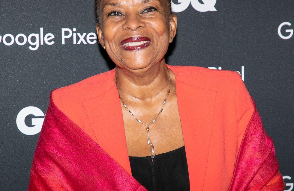 """Christiane Taubira, nommée """"homme politique de la décennie"""" par GQ"""