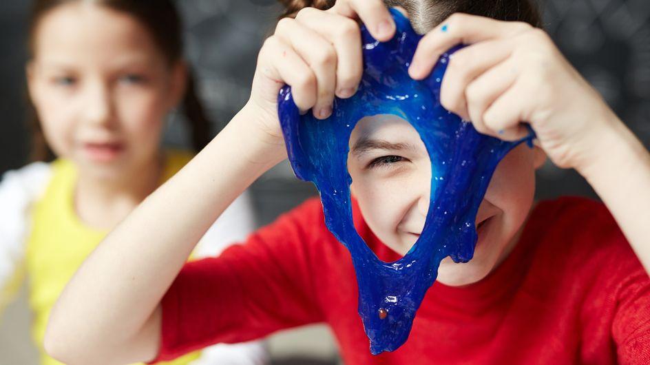 Slime Mania: scopri come farlo in casa e come scegliere quello giusto per i tuoi bambini