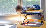 Selon cette étude, les trotteurs seraient dangereux pour les bébés