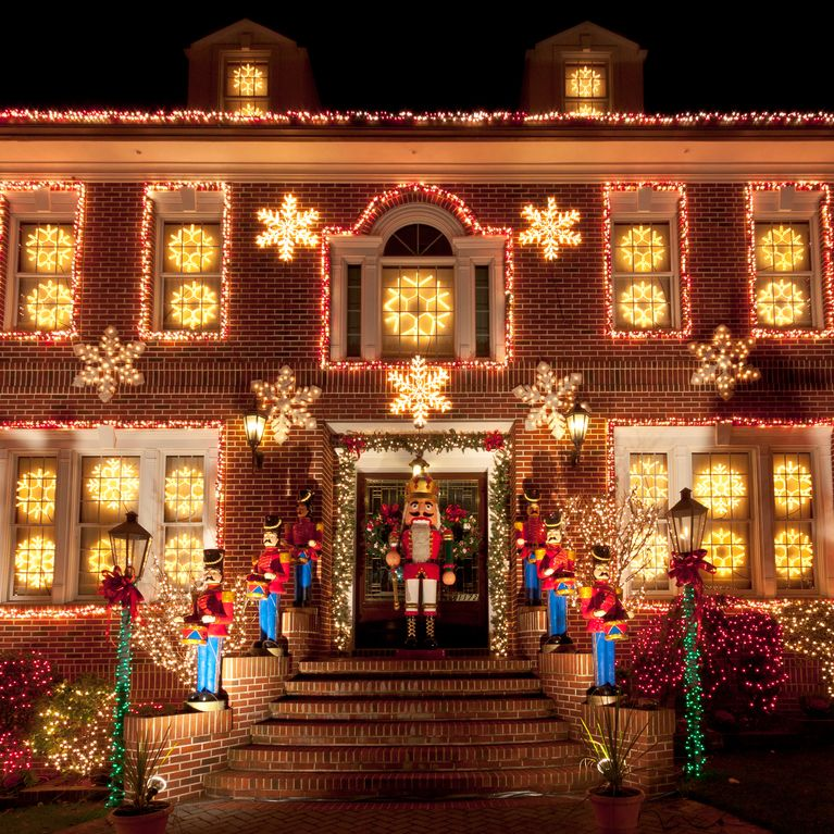 Las casas navide as m s espectaculares del mundo - Adornos para la casa ...