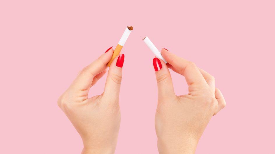 Voici les effets du tabac sur la peau et les cheveux... vous allez être surpris !