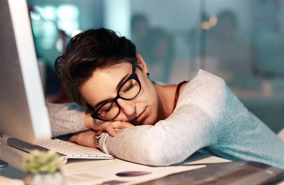 Powernap: DESHALB solltest du ab sofort in deiner Mittagspause schlafen
