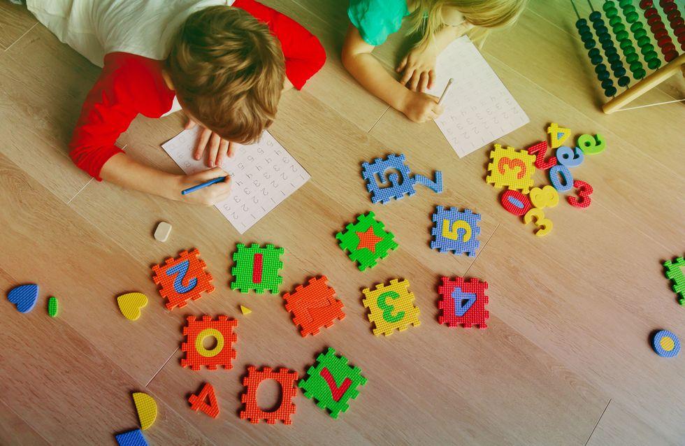 7 jouets pour apprendre les mathématiques en s'amusant
