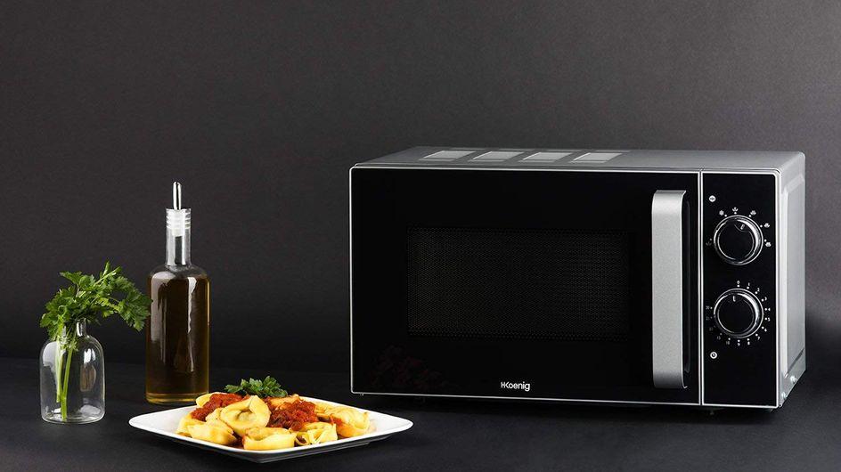 Pour un gain de place dans la cuisine, combinez four et micro-ondes
