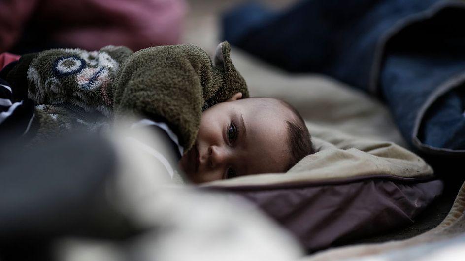 Pour survivre à la sécheresse, les Afghans sont contraints de marier leurs bébés