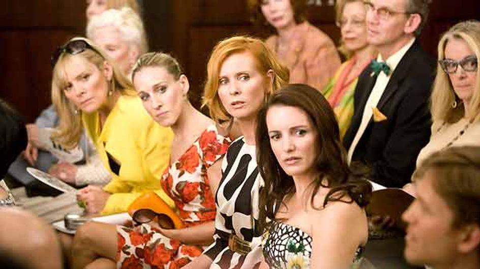 Le scénario choquant de Sex and the City 3 qu'une des actrices a catégoriquement refusé