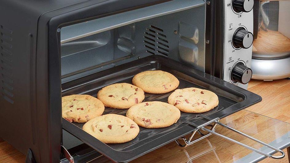 Optimisez votre espace grâce à ces mini-fours avec plaques de cuisson