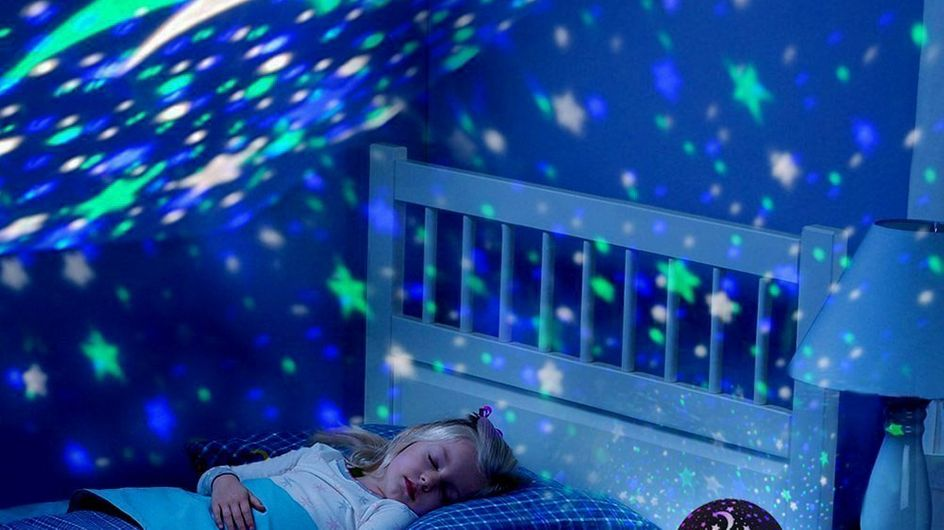Las mejores lámparas de noche para evitar terrores nocturnos en niños