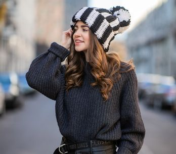 Pullover kombinieren: Das sind die schönsten Pulli-Outfits im Winter