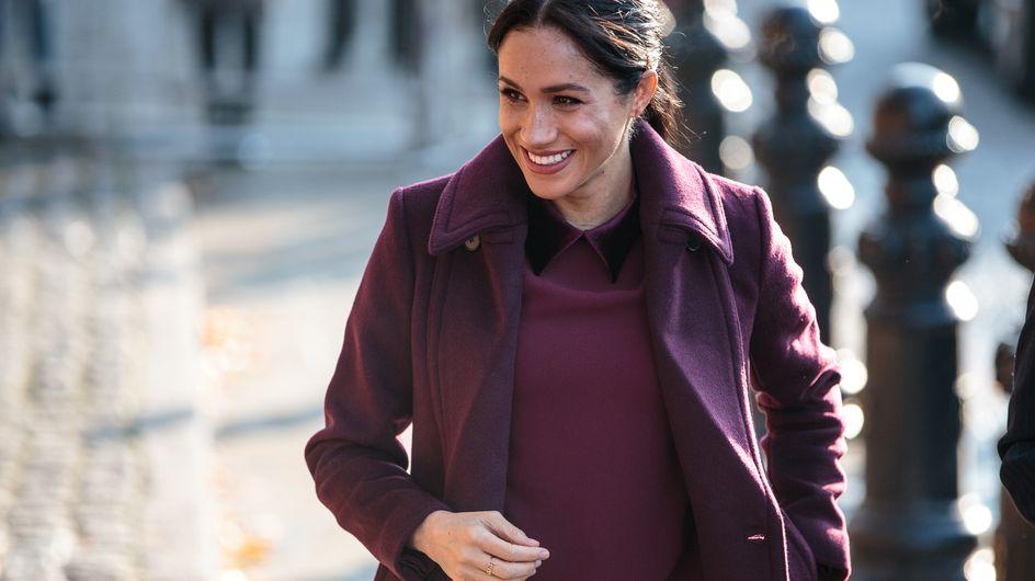 Meghan Markle ne veut pas habiller ses enfants comme ceux de Kate