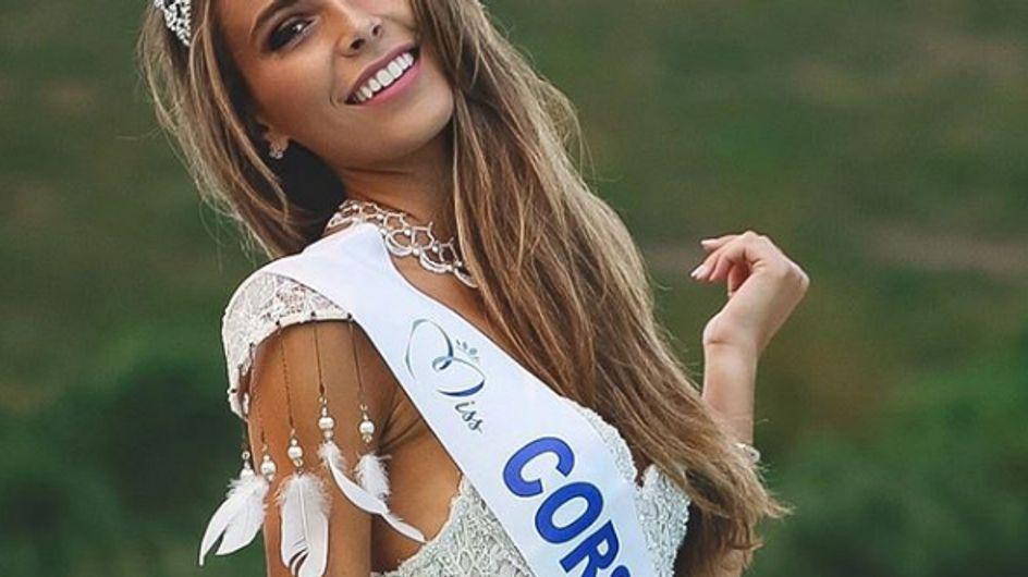 Candidate à Miss Univers, Eva Colas dévoile sa tenue en hommage aux Bleus