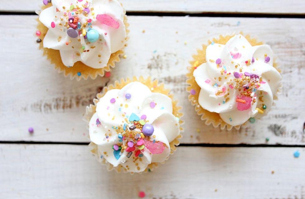 Cupcakes : Les glaçages