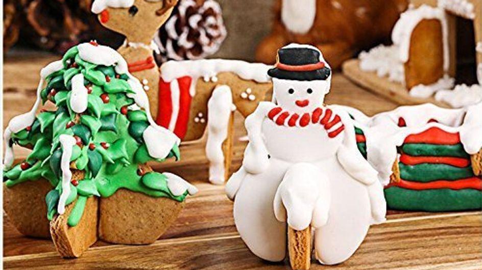 Les emporte-pièces et pochoirs pour des préparations de Noël réussies