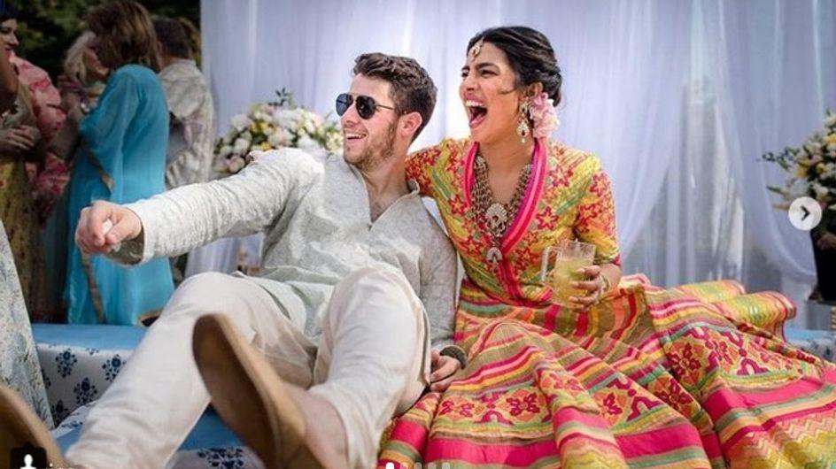 Priyanka Chopra et Nick Jonas officiellement mariés, ils confirment (Photos)